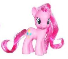 My Little Pony Friendship Is Magic Pinkie Pies Boutique Pinkie Pie Sparkle Figure Hasbro Toys