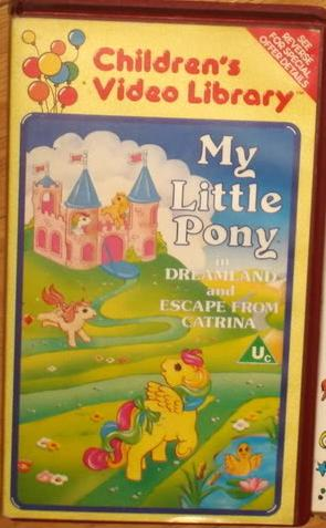 My Little Pony: Escape From Catrina - My Little Wiki