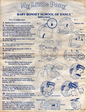 Baby Bonnet School Of Dance