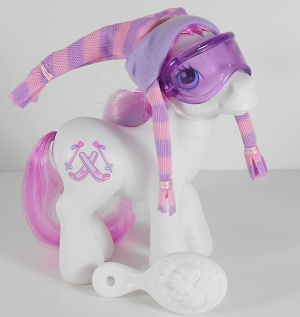 My Little Pony G3 CHILLY BREEZE Target Exclusive MIB Holiday//Winter Pony 2006
