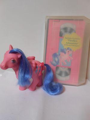 Vintage my little pony G1 Firefly