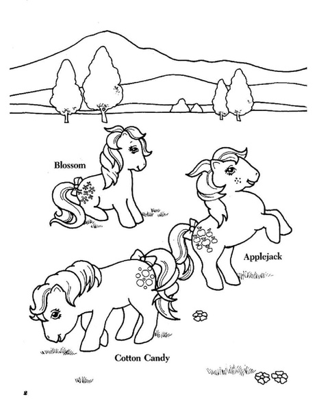 File:My Little Pony Coloring And Activity.pdf - My Little Wiki