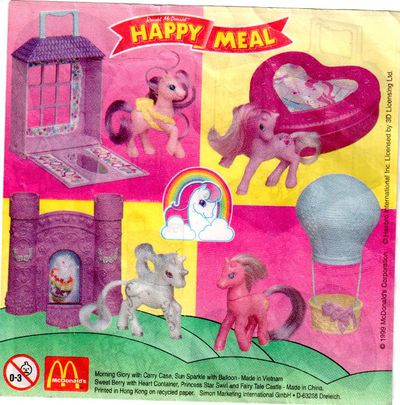 Happy Meal Toys - My Little Wiki