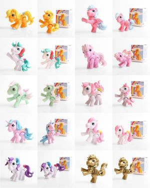 My Little Pony MLP The Loyal Subjects Action Vinyls MINTY Figure