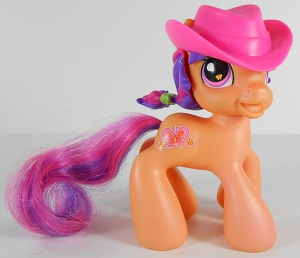 G3 5 Scootaloo My Little Wiki (and scootaloo and cheerilee are sisters). my little wiki