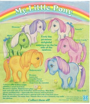 Category Collector Ponies My Little Wiki