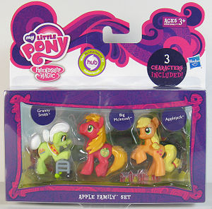 Minis Apple Family Set.jpg