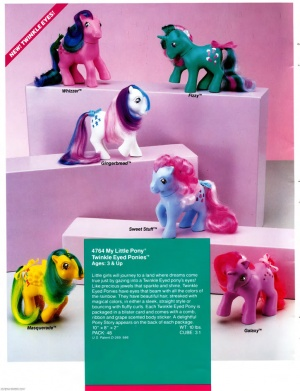 Prototype Ponies My Little Wiki